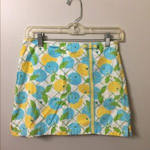 Lilly Pulitzer Bottoms - (2331). Lilly Pulitzer skirt.  Size 14